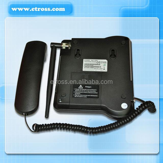 WCDMA: 900/2100mhz fixed wireless desktop phone/ FWP (HUAWEI ETS6630) Provide alarm clock, calendar, calculator, world clock