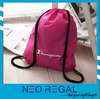 European polyester drawstring bags high quality promotional drawstring bags