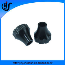 Black anodized aluminum cnc machining small mechanical parts