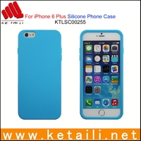 Top Quality OEM Silicone Case for Apple Iphone 6 Original made in China