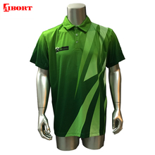 Customer made sublimation polo shirts new design for men and women 2016