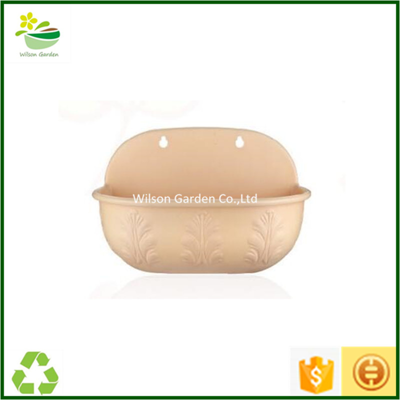 Wholesale wall hanging containers large pots plastic plants