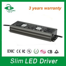 Waterproof electronic led driver 30w 60w 100w 120W 200w 250w 300w IP67 LED Light Lamp Driver Outdoor Use 12v /24v