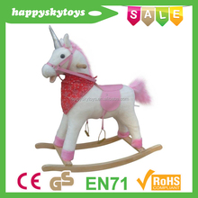 Safety Funny toy!!!kid riding horse toy,kids swing horse toy,wooden rocking horse toy
