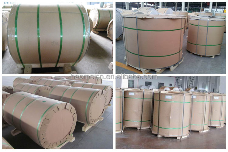 Hot sale and cheap price pe color coated aluminum coil from China