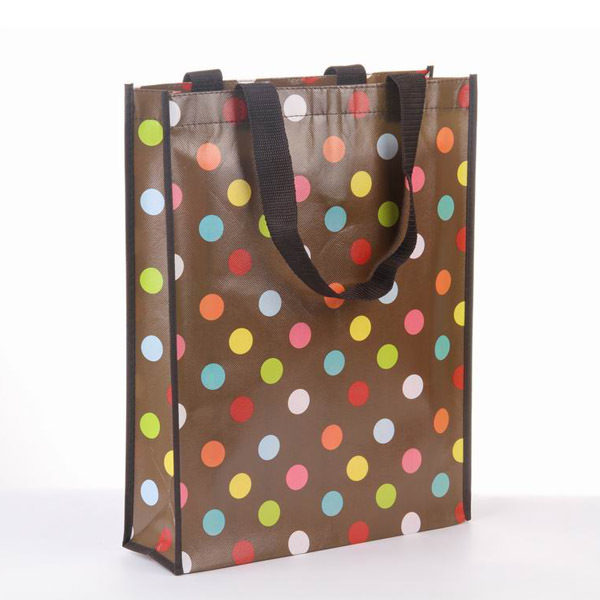 Customized pp reusable non woven gift bag