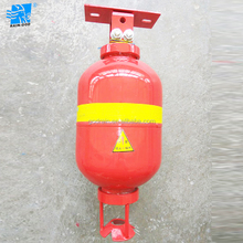 Abc powder motor automatic 3kg fire extinguisher device