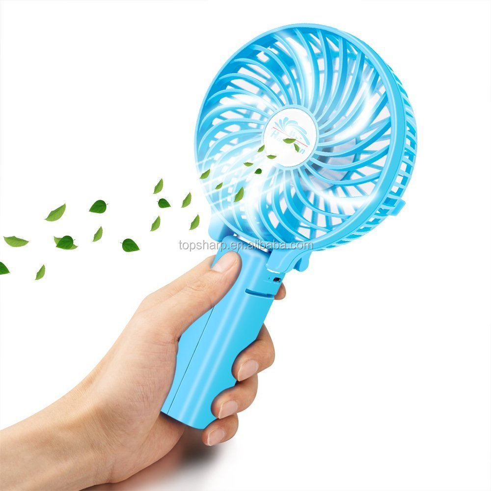 Hot Sale Tabletop Small Table Fan For Camping