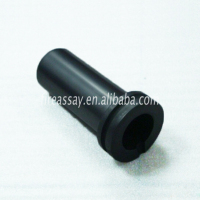 High purity graphite crucible for melting gold, silve, copper