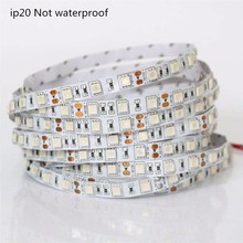 Ws2811 ws2812b dmx addressable magic rgb color 5050 smd led strip light