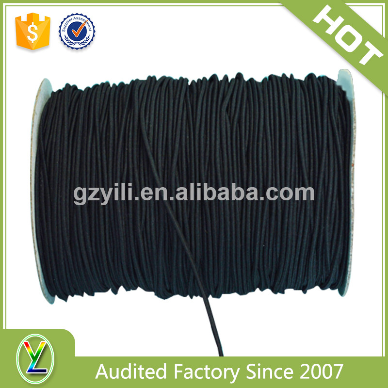 Hot selling custom elastic rubber silicon string