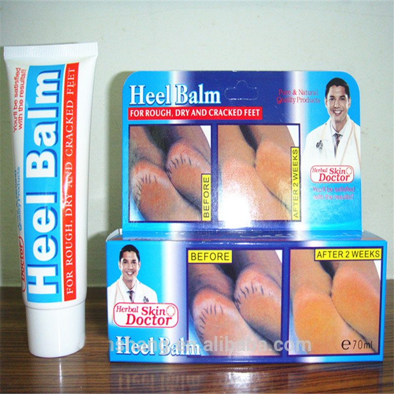 Pure Herbal Heel Balm For Rough Dry Cracked Feet 50ml