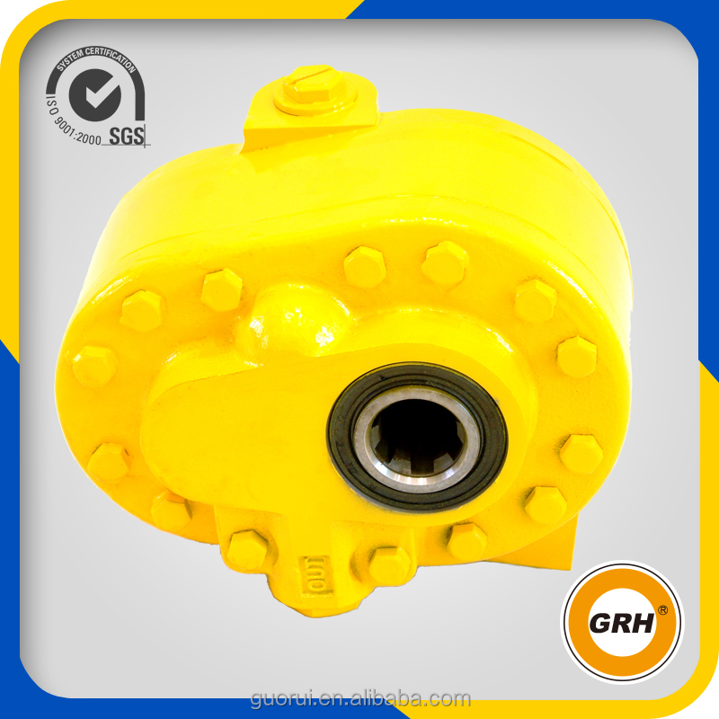 PTO and hydraulic gear pump