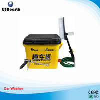 32L large capacity electric car wash, portable high pressure Car Washing Machine, Portable Car Washer