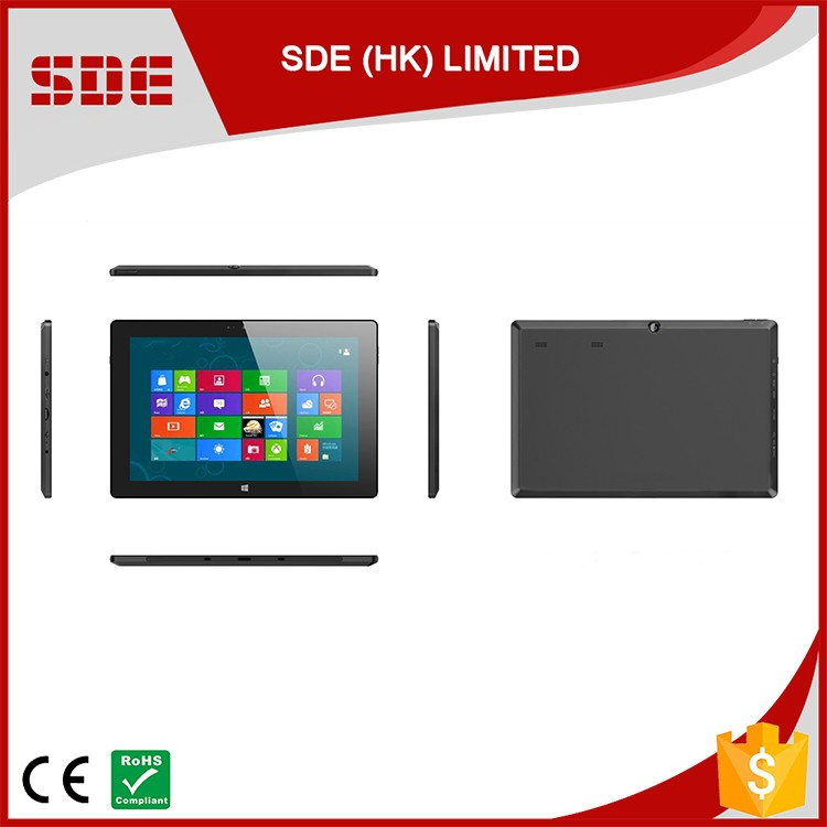 6600mAh smart silicone cover for table pc for Windows 10 and Android 5.1 dual system installed