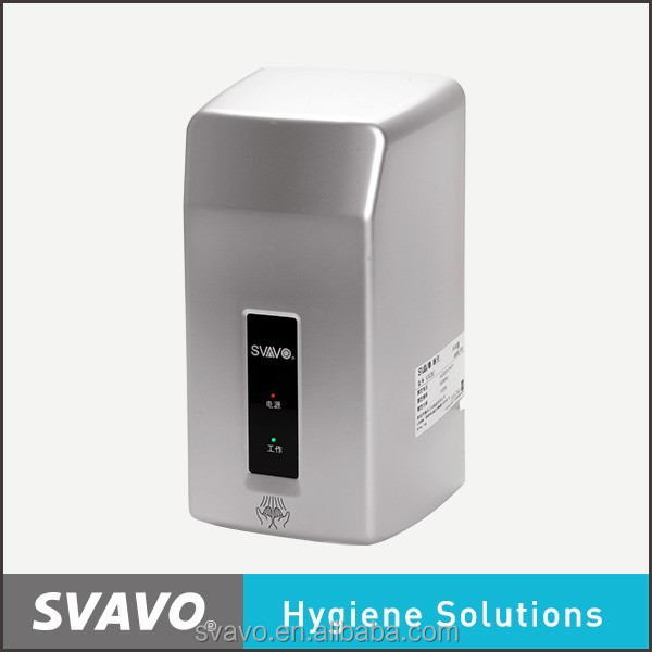 Automatic Electric jet air hand dryer Infrared Hands Free Bathroom high speed automatic jet hand dryers VX280
