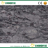 Hot Sell Flamed Nero Assoluto Granite