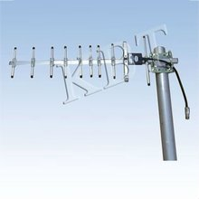 400MHz 12.5dBi High Quality Aluminum Alloy Yagi Antenna with N Female Connector,UHF Antenna