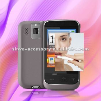 fashionable mirrior screen protector for nokia
