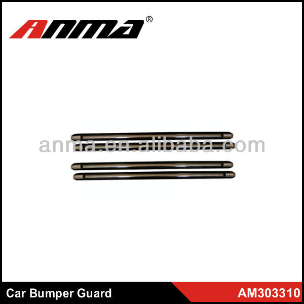 2013 China competitive price of front rubber guard bumper