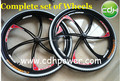 24 Speed bicycle wheels , Bicycle Wheel with Adapter and sprocket