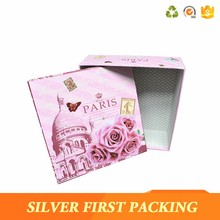 New China Products for Sale Square Flower Gift Boxes