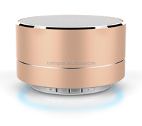 Metal Wireless speaker /Mini bluetooth speaker for all Bluetooth Devices