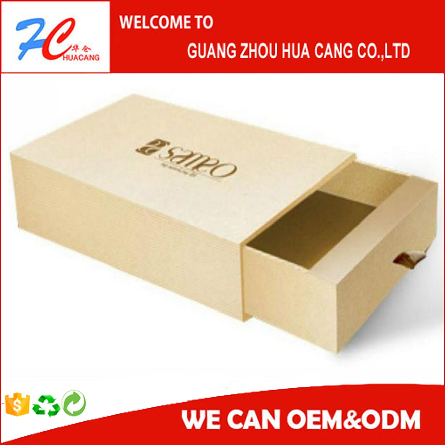 High Quality Cardboard White Gift Boxes for phone