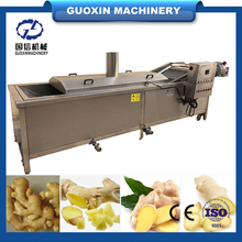 Factory price with best quality and sale service potato blanching machine