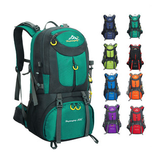 40L 50L 60L Travel Camping Climbing Hiking Backpack