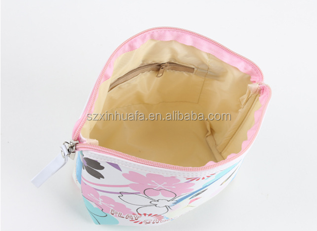 Alibaba China Supplier Factory Price Fashionable Promotional Cosmetic Bag