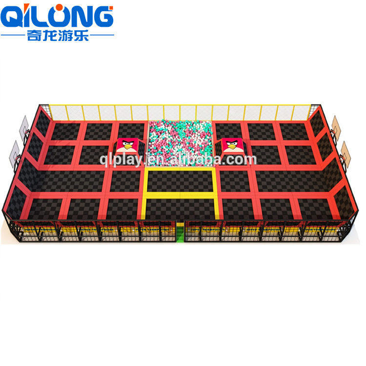 Cheap Bungee Trampoline For Indoor Playground