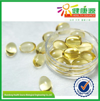 Pure and natural herbs extract garlic oil softgel form OEM private label