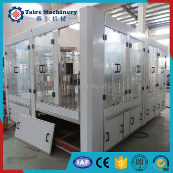 Beverage(juice/water/cola) filling line machine
