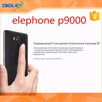 2017 global version original elephone p9000 5.5inch FHD Android 6.0 4GB 32GB 4G LTE Smartphone Helio P10 MT6755 Octa Core phone