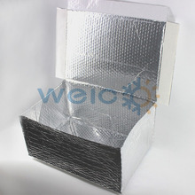 Perishable Food Transport Cooler Box Liner