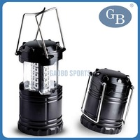 Fashion Camping Solar Power Portable Lantern Night Light And Hiking Lamp Torch