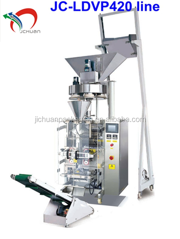 Bag seal tea packing machine line JC-LDVP420