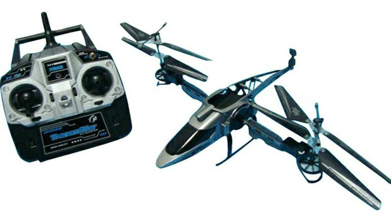 4CH RC Stunt Helicopter-Osprey titan 450 pro rc helicopter