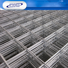 Concrete reinforcement round steel bar welded wire mesh