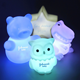 CE colors changing magical sweet dream led baby night light