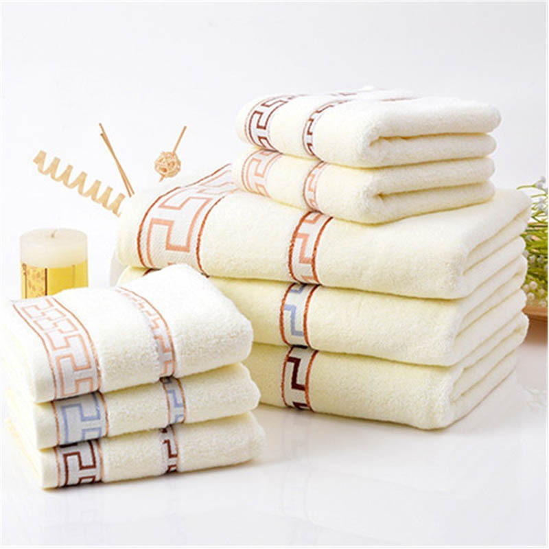 Super soft and luxury cotton jacquard hotel terry towel
