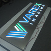 Rectangle Light Box With Acrylic Letters
