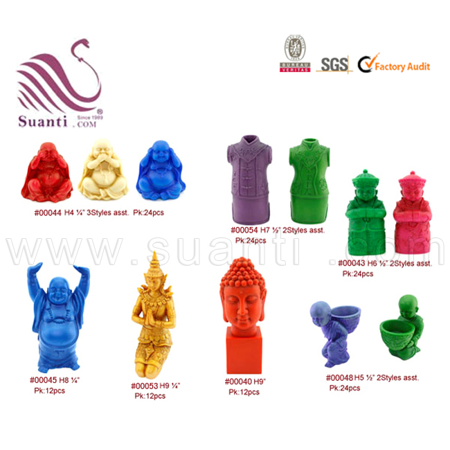 Wonderful Polyresin Small Sculptures Buddha Statues