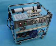 Portable RO equipment Solar seawater desalination system for shipping boats, yachts, islands drinking water