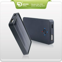 Innovative New Products Solar Charger ,2013 Innovative New Products Customized Solar Power Bank