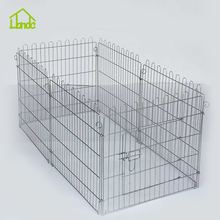 out door Stainless steel durable large pet playpen