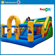 cheap giant inflatable large water slides for sale