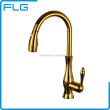 Wenzhou Gold Supplier Goose Neck Kitchen Faucet Fittings