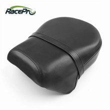 Motorcycle Single Rear Passenger Seat For Harley Davidson Sportster XL 883L 883XL 883C 883N 1200N 1200 Nightster (2007-2013)
